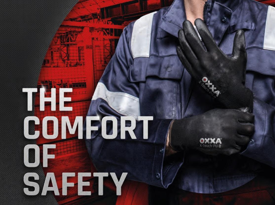 Oxxa Safety Gloves