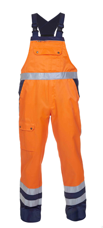 048473 Hydrowear Bib Trousers Beaver Hunstville EN471