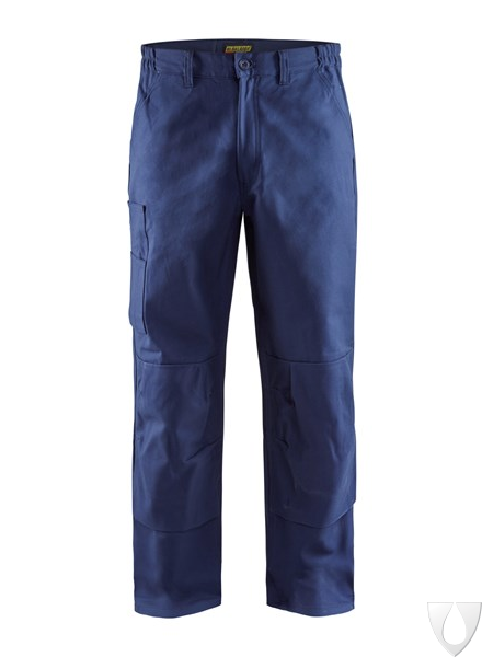 1726 Blåkläder Werkbroek Marineblauw