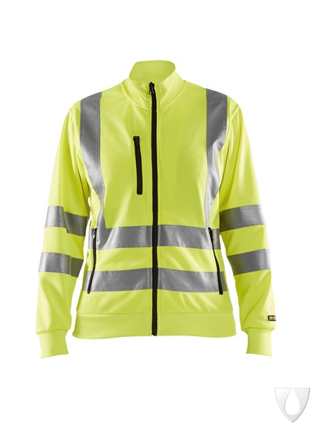 3308 Blåkläder Dames Sweatshirt High Vis