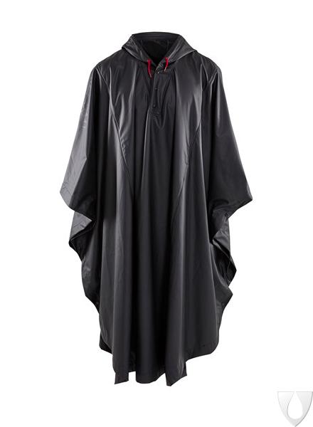 4309 Blåkläder Regenponcho Level 1