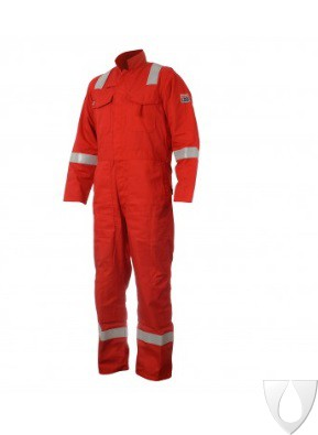 Mammoet Multinorm Coverall 610008