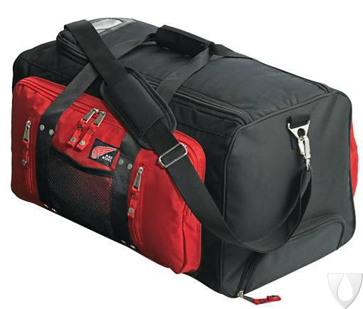 RedWing 69101 Red Wing Small Offshore Bag Black/Red