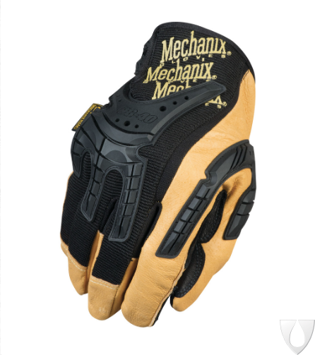Mechanix Handschoen CG Heavy Duty Black CG40-75