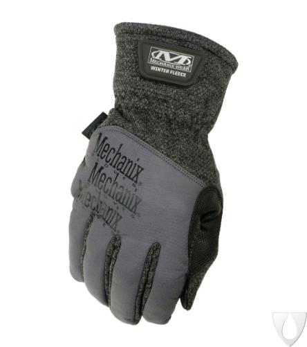 Mechanix Handschoen Winter Fleece Grey CWWF-08