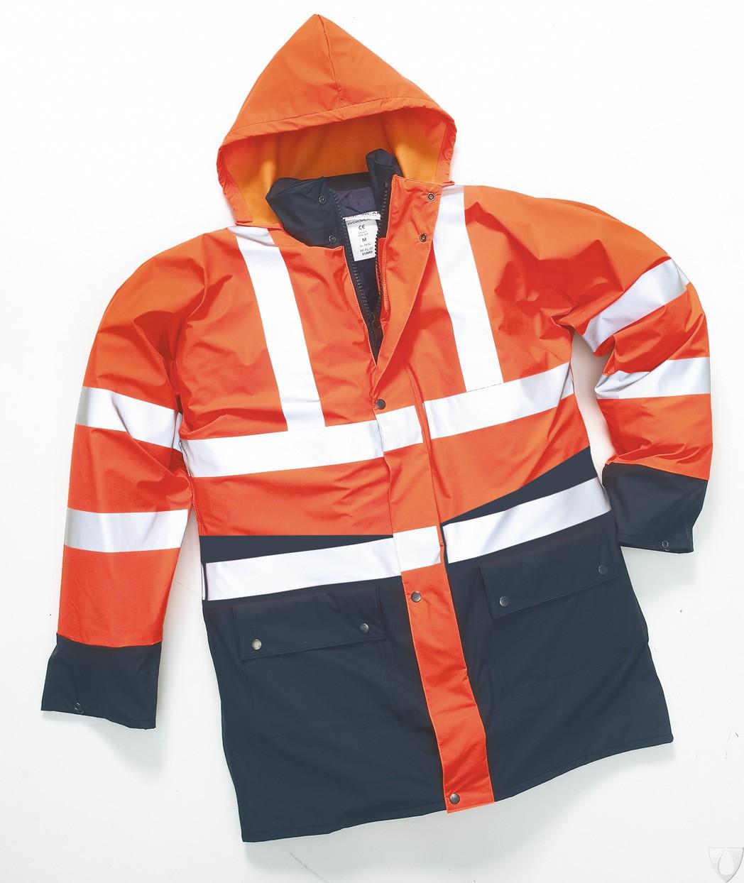 016863BO Hydrowear Parka Hydrosoft Polperro EN471