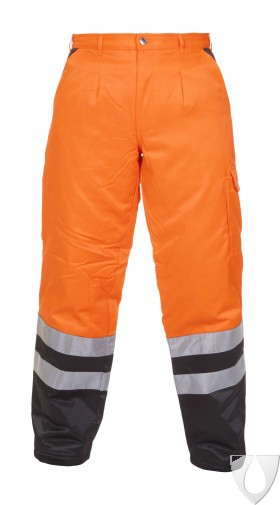 044465 Hydrowear Winter Trouser Beaver Hamburg EN471