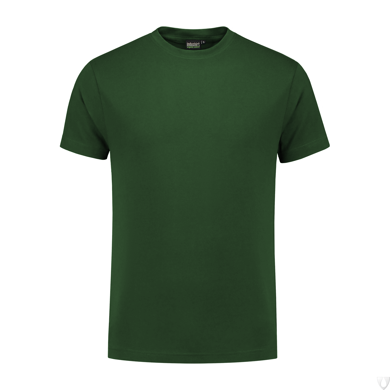 TO180 Indushirt T-Shirt 100 kat Groen