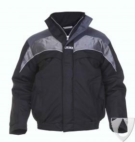 04026019 Hydrowear Jacket Kaprun Simply No Sweat Black/Grey