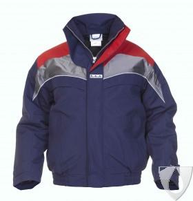 04026018 Hydrowear Jacket Kilmarnock Simply No Sweat Navy/Red