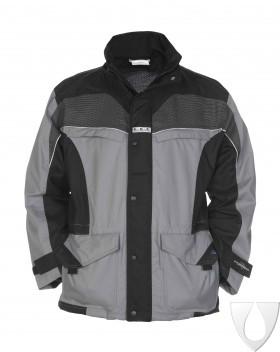 04026015P Hydrowear Parka Kingston Simply No Sweat Grey/Black