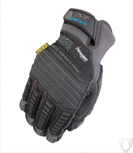 Mechanix Handschoen CW Impact Pro Gloves Small MCW-IP