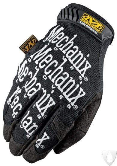Mechanix Handschoen Original Zwart MG-05