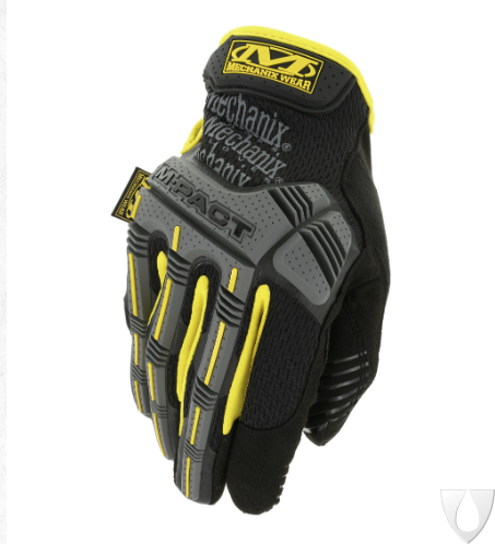 Mechanix Handschoen M-Pact Yellow MPT-01