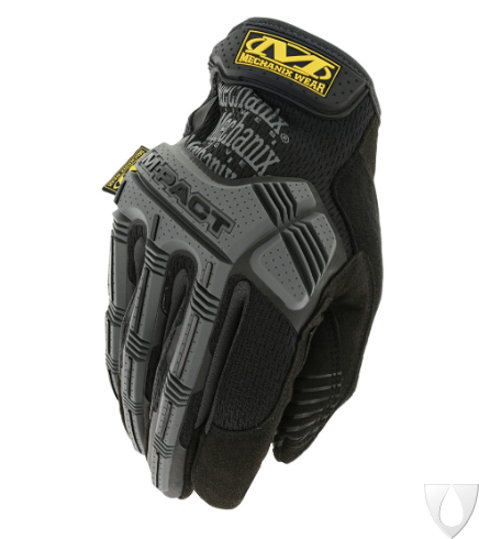 Mechanix Handschoen M-Pact Black/Red MPT-52