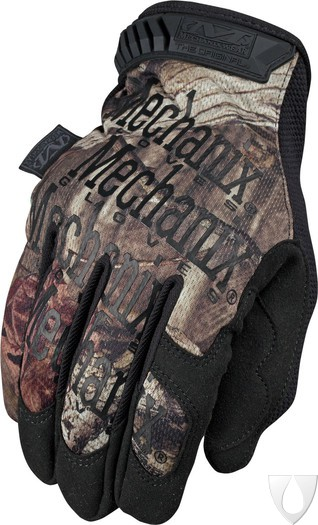 Mechanix Handschoen Tactical Original Mossy Oak MG-730