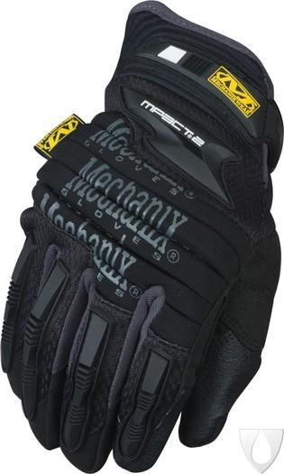 Mechanix Handschoen M-Pact Zwart MP2-05