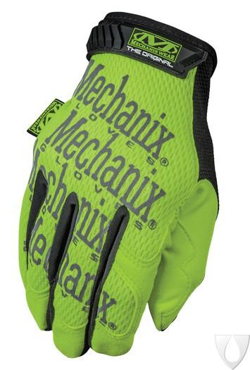 Mechanix Handschoen Safety Original Geel SMG-91