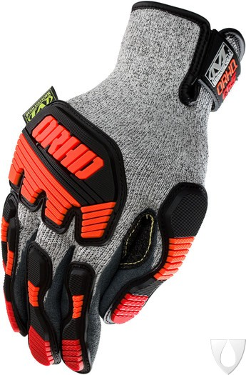 Mechanix Handschoen ORHD Knit Cut KHD-CR