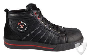 Redbrick Onyx zwart S3 boot. 31516