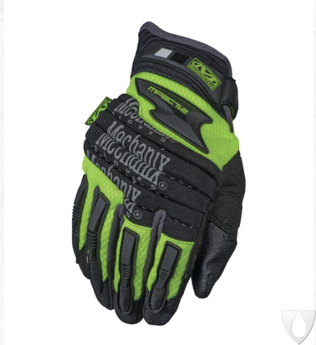 Mechanix Handschoen M-Pact 2 Hi-Viz Yellow SP2-91