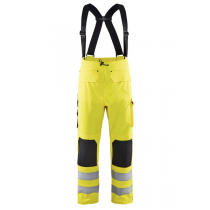 1306 Blåkläder Regenbroek High Vis Level 3