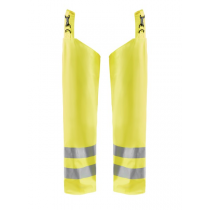 1385 Blåkläder Regenchaps High Vis Level 1
