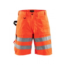 1537 Blåkläder short High Vis