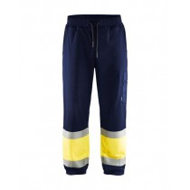 1549 Blåkläder sweatpants high vis