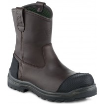 REDWING 3278 9-INCH PULL-ON BOOT BROWN
