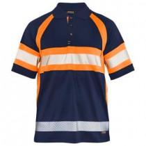 Blåkläder Poloshirt HI-VIS 3338