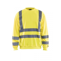 3341 Blåkläder Sweatshirt High Vis