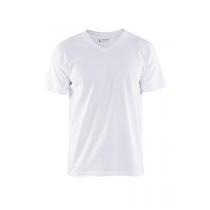 3360 Blåkläder T-Shirt, V-Hals