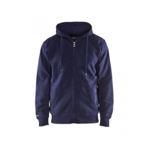 3366 Blåkläder Hooded sweatshirt