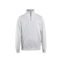 3369 Blåkläder Sweatshirt met halve rits