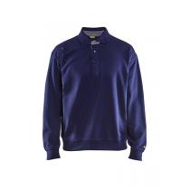 3370 Blåkläder Polo sweatshirt