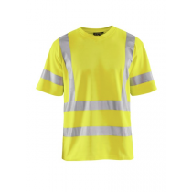 3380 Blåkläder UV T-Shirt High Vis