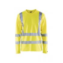 3381 Blåkläder UV T-Shirt Lange Mouw UPF 40+ UV