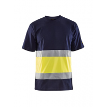 3387 Blåkläder T-Shirt High Vis