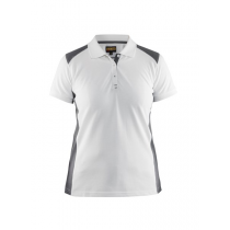 3390 Blåkläder Dames Poloshirt Piqué