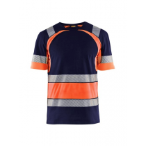 3421 Blåkläder T-Shirt High Vis