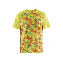 3425 Blåkläder T-Shirt functioneel camo