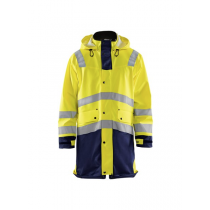 4306 Blåkläder Regenjas High Vis Level 2