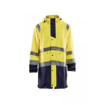 4324 Blåkläder Regenjas High Vis Level 1