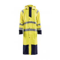 4325 Blåkläder Regenjas High Vis Level 1