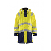 4326 Blåkläder Regenjas High Vis Level 3