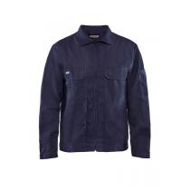 4720 Blåkläder Industrijack Ongevoerd Marineblauw