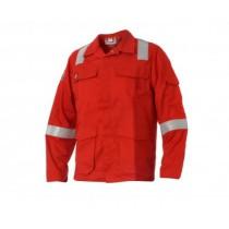 Mammoet multinorm Jacket rood 610010