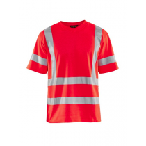 8947 Blåkläder UV T-Shirt High Vis