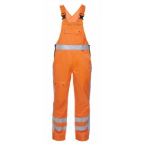 048465 Hydrowear Bib Trousers Beaver Assen EN471 RWS(Orange or Yellow)